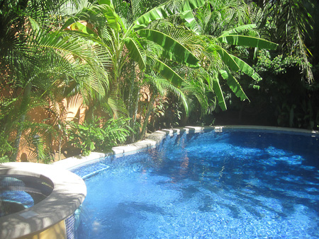 Swimming pool at Casa Del Sol